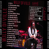 Willy DeVille - Live in Carre In Amsterdam (July 7, 2008: CD 2)