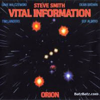 Smith, Steve - Steve Smith & Vital Information - Orion