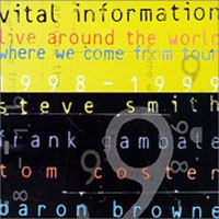 Smith, Steve - Live Around The World - Where We Come From Tour (CD 2)