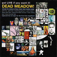 Dead Meadow - Got Live If You Want It