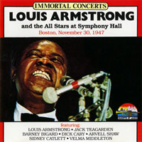 Armstrong, Louis - Louis Armstrong And The All Stars At Symphony Hall, 1947