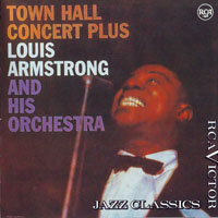 Armstrong, Louis - Louis Armstrong And His Orchestra - Town Hall Concert Plus, 1957