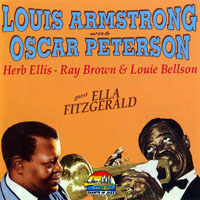 Armstrong, Louis - Louis Armstrong With Oscar Peterson (1957)