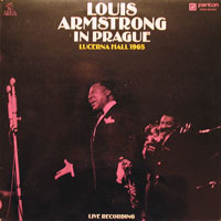 Armstrong, Louis - Louis Armstrong in Prague (Lucerna Hall, 1965)