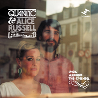 Russell, Alice - Look Around The Corner (Split)
