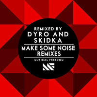 DJ Tiesto - Make Some Noise (Remixes) (Split)