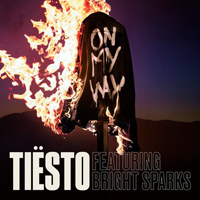 DJ Tiesto - On My Way (Single) (feat.)