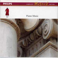 Mozart, Wolfgang Amadeus - Mozart: The Complete Philips Edition (Box 9) - Piano Sonatas (CD 3)