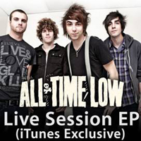 All Time Low - Live Session Ep (Itunes Exclusive)
