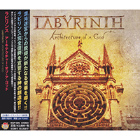 Labyrinth - Architecture Of A God (Japan Edition)
