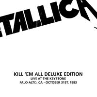 Metallica kill 'em all (deluxe edition vinyl 4lp + 5cd + dvd box.