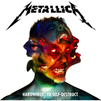 Metallica - Hardwired... To Self-Destruct (Deluxe Editon, CD 1)