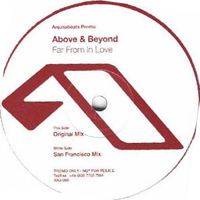 Above and Beyond - Far From In Love (Promo Single)
