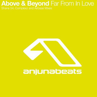 Above and Beyond - Far From In Love (Remixes - CDr Single)
