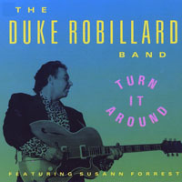Robillard, Duke - Turn It Around