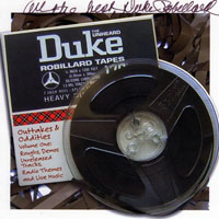 Robillard, Duke - The Unheard Duke Robillard Tapes, Vol.1 - Outtakes and Oddities