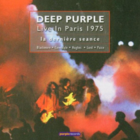 Deep Purple - Live in Paris 1975 (CD 2)
