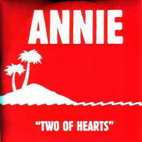 Annie - Two Of Hearts (Single)