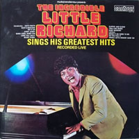 Little Richard - The Incredible Little Richard Sings His Greatest Hits - Live!