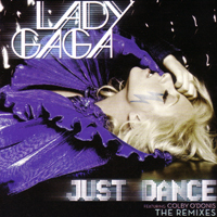 Lady GaGa - Just Dance  (feat. Colby O'Donis) (USA Single)