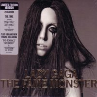 Lady GaGa - The Fame Monster (International Limited Edition: CD 2)