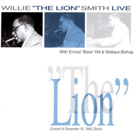 Willie 'The Lion' Smith - Live in Zurich (December 15, 1949) (CD 1)