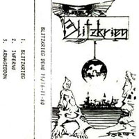 Blitzkrieg - Buried Alive (Single)