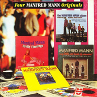 Manfred Mann - Four Manfred Mann Originals (CD 1)