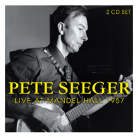 Seeger, Pete - Live at Mandel Hall, University of Chicago (CD 2)