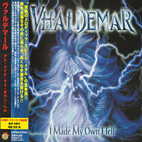 Vhaldemar - I Made My Own Hell (Japan Edition)
