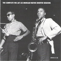 Shorter, Wayne - Lee Morgan & Wayne Shorter - The Complete Vee Jay Sessions (CD 2) (split)