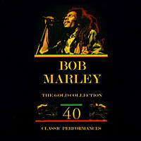 Bob Marley & The Wailers - Retro Gold Collection (CD1)
