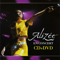 Alizee - Alizee En Concert (Taiwanese Limited Edition Bonus CD)