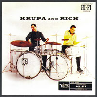 Rich, Buddy  - Krupa And Rich (split)