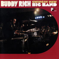 Rich, Buddy  - Swingin' New Big Band