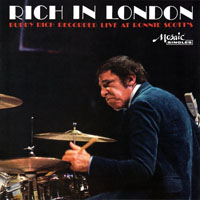 Rich, Buddy  - Rich In London