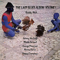 Rich, Buddy  - The Last Blues Album