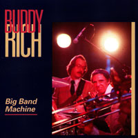 Rich, Buddy  - Big Band Machine