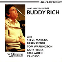 Rich, Buddy  - Lionel Hampton Presents Buddy Rich