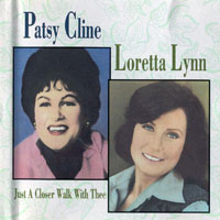 Lynn, Loretta - Just A Closer Walk With Thee (split)