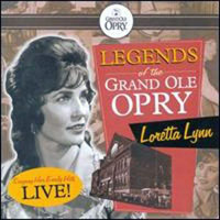 Lynn, Loretta - Live And Alive - Legends Of The Grand Ole Opry