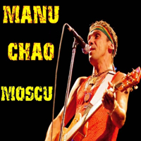 Manu Chao - 2002.05.17 - Live In Moscow (Cd 2)