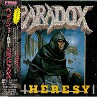 Paradox (DEU) - Heresy (Japan 1st Press 1990, APCY-8011)
