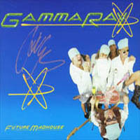 Gamma Ray - Future Madhouse (Single)