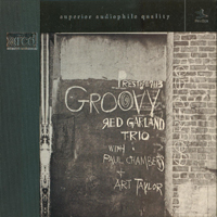 Red Garland - Groovy (XRCD 1998)