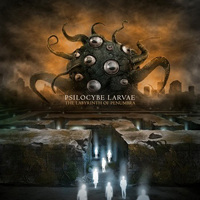Psilocybe Larvae - The Labyrinth Of Penumbra