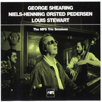 Shearing, George - The MPS Trio Sessinos (CD 3) (split)