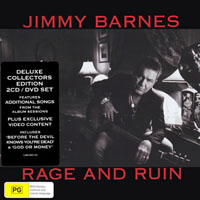Barnes, Jimmy - Rage and Ruin (CD 1)
