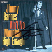 Barnes, Jimmy - Ain't No Mountain High Enough (Single)