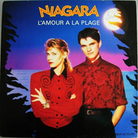 Niagara (FRA) - L'amour A La Plage (12'' Single)